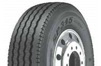 SP 345 Tires